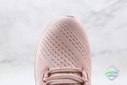 Nike Air Zoom Pegasus 38 Champagne Barely Rose vamp