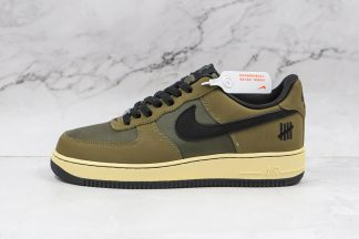 Undefeated x Nike Air Force 1 Low Ballistic Cargo Olive