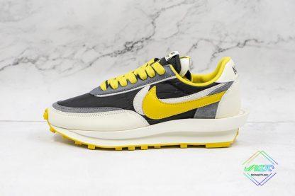 Undercover x Sacai x Nike LDWaffle Bright Citron