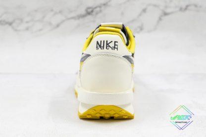 Undercover x Sacai x Nike LDWaffle Bright Citron heel