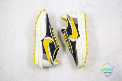 Undercover x Sacai x Nike LDWaffle Bright Citron panling
