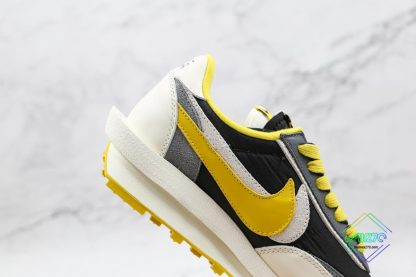 Undercover x Sacai x Nike LDWaffle Bright Citron sneaker