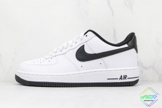 Air Force 1 '07 White Black CD0884 100