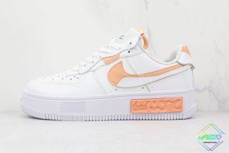 Air Force 1 Fontanka White Orange