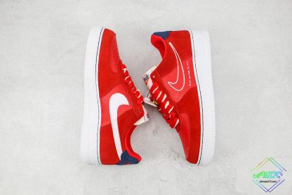 Air Force 1 Low Nike First Use University Red sneaker