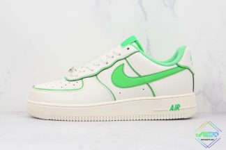 Air Force 1 Low Nike White Candy Green