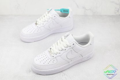Air Force 1 Low White Glow In The Dark Green overall