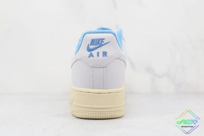 Kith x Nike Air Force 1 Low Hawaii heel