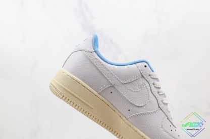 Kith x Nike Air Force 1 Low Hawaii lateral side