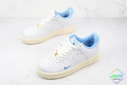 Kith x Nike Air Force 1 Low Hawaii overall