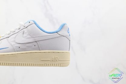 Kith x Nike Air Force 1 Low Hawaii shoes