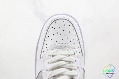 Nike Air Force 1 Fontanka White Silver vamp