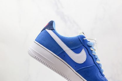 Nike Air Force 1 Low First Use University Blue lateral side