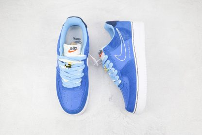 Nike Air Force 1 Low First Use University Blue sneaker