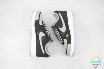 Nike Air Force 1 Shadow Black Shadow Grey Sneaker