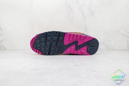 Nike Air Max 90 Dia de los Muertos pink foot