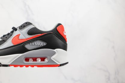 Nike Air Max 90 Infrared Radiant Red air unit