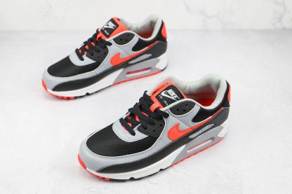 Nike Air Max 90 Infrared Radiant Red overall
