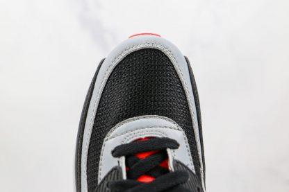 Nike Air Max 90 Infrared Radiant Red vamp