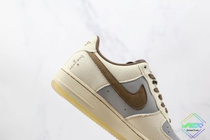 Travis Scott x Playstation Nike Air Force 1 lateral side