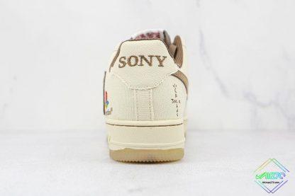 Travis Scott x Playstation Nike Air Force 1 sony