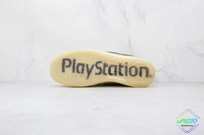 Travis Scott x Playstation Nike Air Force 1 underfoot