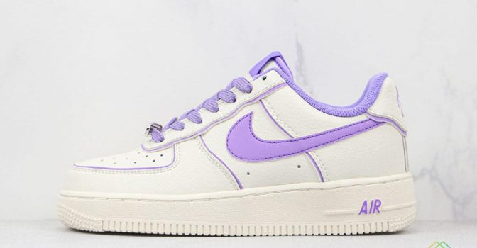 Wmns Nike Air Force 1 White Lavendel