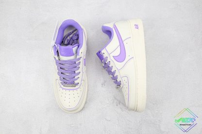 Wmns Nike Air Force 1 White Lavendel for sale