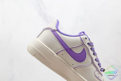 Wmns Nike Air Force 1 White Lavendel lateral side
