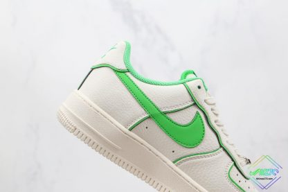 mens Air Force 1 Low Nike White Candy Green