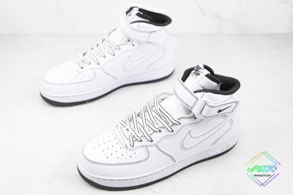 Air Force 1 '07 Mid Contrast Stitch overall