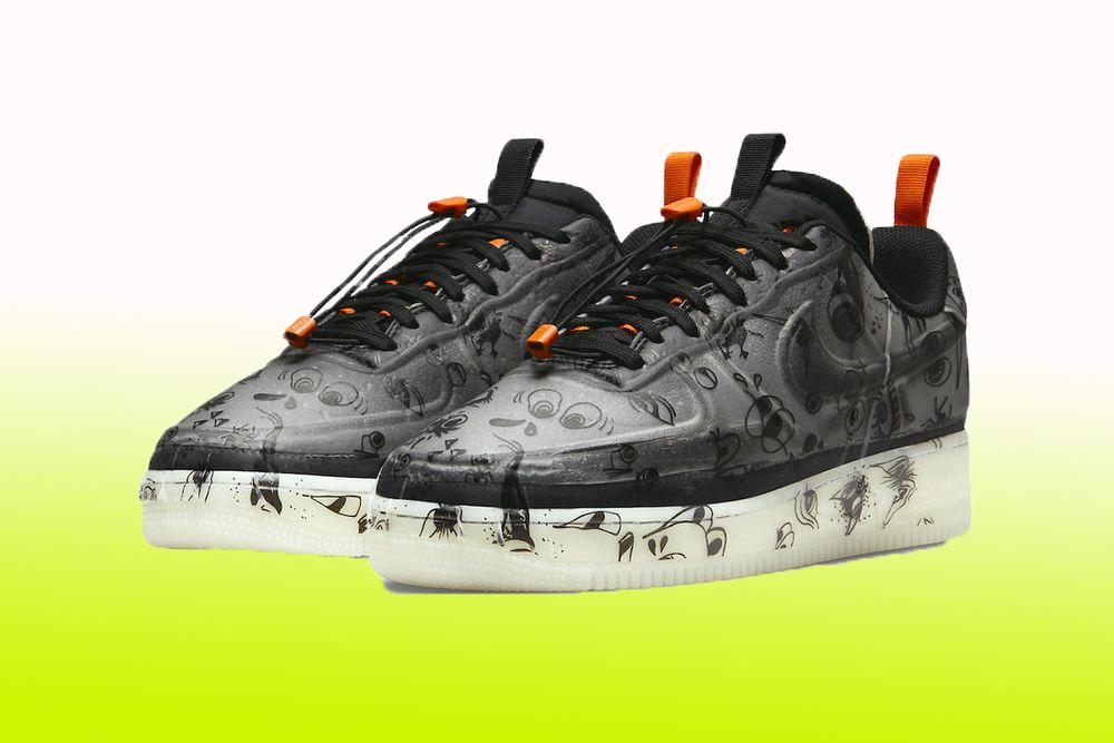 Air Force 1 Experimental Halloween sneaker