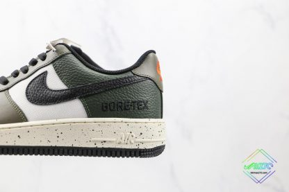 Nike Air Force 1 Low Gore-Tex Escape detail look