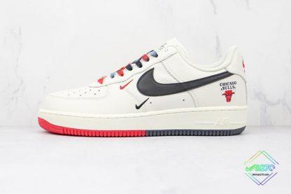 Nike Air Force Chicago Bulls White Black