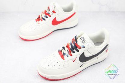 Nike Air Force Chicago Bulls White Black shoes