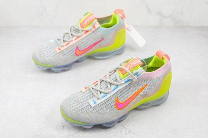 Nike Air VaporMax 2021 Grey Volt FK overall